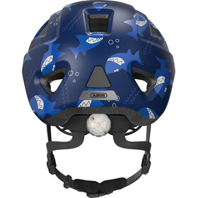 ABUS Anuky 2.0 ACE Helmet Kids blue sharky
